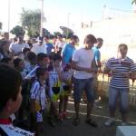 Los ciclistas daimieleños cosechan cinco segundos puestos en el Trofeo José Antonio Pecharromán