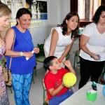 Romero inaugura las Escuelas Municipales de Verano