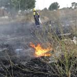 Ciudad Real: Fuego a las puertas de San Martín de Porres