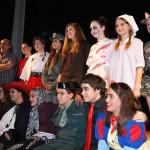 El Taller de Teatro de la Biblioteca de Villanueva de los Infantes clausura el curso con «Y Caperucita creció…»
