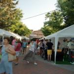Más de veinte establecimientos comerciales participan en la 2ª Feria del Stock de Malagón
