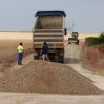 El Ayuntamiento de Manzanares inicia las obras de los caminos desbordados por el río Azuer