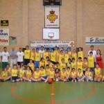 Manzanares: Formación de calidad y compañerismo en el VIII Campus de Baloncesto