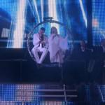 """Manzanares: """"La Divina Orquesta"""" abrió los bailes de feria con un impresionante montaje"""