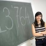Manzanares: Beatriz Fernández-Arroyo, mejor calificación de la provincia de Ciudad Real en la PAEG 2013