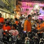 La Noche Blanca llena de color las calles de Ciudad Real
