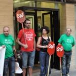 La PAH Ciudad Real valora el papel de Rodrigo Manchado en la defensa de los afectados por la hipoteca
