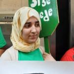 La PAH de Ciudad Real pide a Kutxabank que acepte la dación en pago para aliviar la angustiosa situación de Halima Moucid