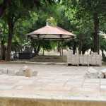 Ciudad Real: Las obras de los Jardines del Prado se extienden a la ampliación de aceras como preámbulo a la peatonalización de las calles