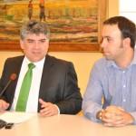 """Cotillas celebra la """"receptividad"""" de la presidenta Cospedal con las demandas de Tomelloso"""