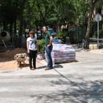 Tomelloso: Mejorada la accesibilidad en la avenida Don Antonio Huertas