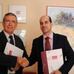 La Universidad de Castilla-La Mancha y GOBAN promoverán la cultura emprendedora a través de la financión de proyectos por 'business angels'