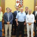 Valdepeñas podría sumarse a la celebración de Madrid 2020 con un proyecto de pelota
