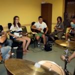 Muy buenas sensaciones de los 30 participantes en las II Colonias Musicales de Villarrubia de los Ojos