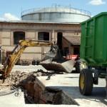 Las obras de modernización de la Cooperativa El Progreso estarán listas para mediados del mes de agosto