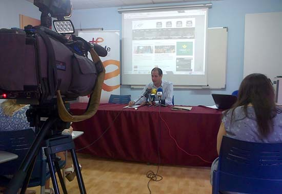 Wencesalo Montarroso, presidente de la APCR