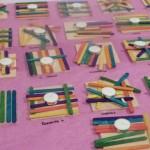 Se exponen los trabajos del taller para niños sobre Miguel Fisac
