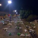Puertollano, la ciudad sin ley: Agentes de la Policía Local se sienten impotentes y reclaman medidas para regular el botellón