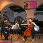 Infantes: El Festival Internacional de Música Clásica dedica su tercer concierto a los jóvenes talentos con Cygnus Trío