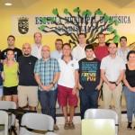 Argamasilla de Alba: El curso de dirección de bandas, cada vez más internacional