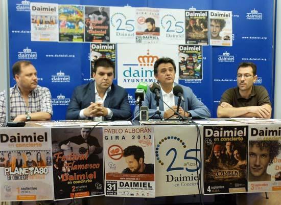 Daimiel en Concierto 2013