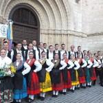 La Asociación de Coros y Danzas Nuestra Señora del Prado de Ciudad Real retoma las actividades formativas de su «Escuela de Folclore»