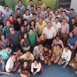 """Los jóvenes de NNGG se comprometen con Cospedal """"para hacer de Castilla-La Mancha una tierra de oportunidades y empleo"""""""