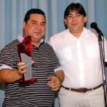 Daimiel: FEDADA reconoce al cantaor Ricardo Fernández del Moral