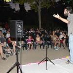Herencia: Éxito de participación en el X Mini Maratón de Cuentos, el Rastrillo de las Artes y el mercadillo del trueque