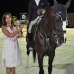 Hípica en Ciudad Real: Rubén Gómez Crespo gana el trofeo Ayuntamiento de Ciudad Real-Grupo Trallax