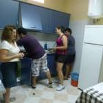 Manzanares: Aprender a cocinar, principal objetivo del taller de supervivencia universitaria