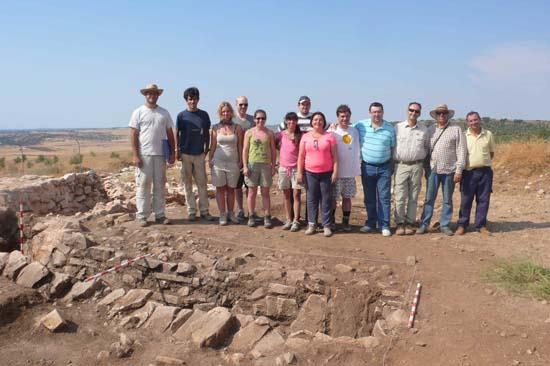 Terriches Final excavaciones