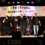 Argamasilla de Alba: Folk y vino se fusionan en una noche mágica