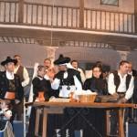 Almagro: Tierra Roja encandila al público con la representación de la boda manchega
