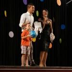 Argamasilla de Calatrava se vuelca en la gala benéfica en apoyo a Jorge, un niño de cinco años que padece escoliosis