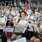 La Banda de Música de Ciudad Real apuntala el cupo cultural de la Feria