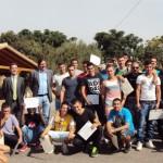 Treinta alumnos han participado en el Taller de Empleo del Parque Arqueológico de Alarcos-Calatrava