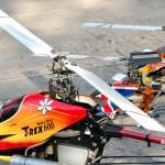 Daimiel: La exhibición estática de aeromodelismo contó con la presencia de 30 réplicas