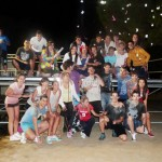 'Los Nosequés', ganadores de la Gymkhana de Efervescente