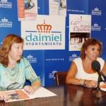 Presentada la programación cultural de la Feria y Fiestas 2013 de Daimiel