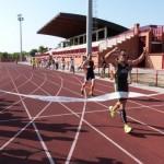 """Los últimos metros deciden el podium del III Triatlón Cross """"Ciudad de Daimiel"""""""