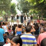 Galería de fotos y vídeo: Fiesta infantil en el Parque de Gasset