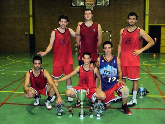final campeonato local baloncesto