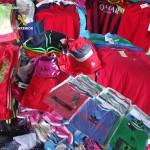 Malagón: La Guardia Civil detiene a seis personas por vender falsificaciones de efectos de marcas de prestigio en el mercado