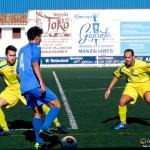 El Manzanares C.F. sufrió y mucho para derrotar a La Solana C.F. por tres goles a cero