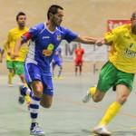 El Manzanares F.S. venció con mucha brillantez al Jaén F.S. por cuatro goles a dos