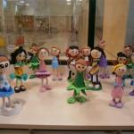 Manzanares: El taller de gomaeva repetirá en invierno tras el éxito obtenido en agosto