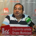 """Ramírez (IU): """"Deberían desaparecer las actitudes neofascistas de muchos representantes del PP"""""""
