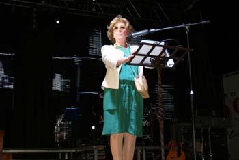 pregonera Juana Gloria