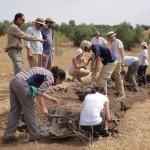 Reiniciados en agosto los trabajos en el Castillejo del Bonete de Terrinches, en colaboración con la Escuela Internacional de Arqueología